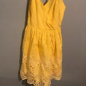 altered state yellow dress